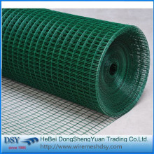 After welding 1/4 electro galvanized wire mesh roll