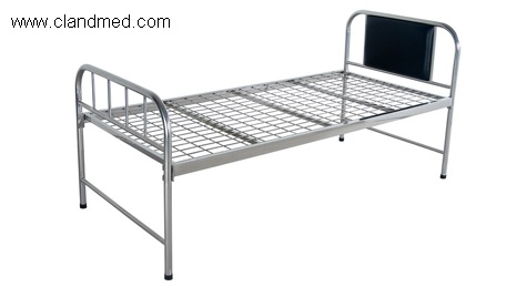Parallel bed with S.S.bedhead