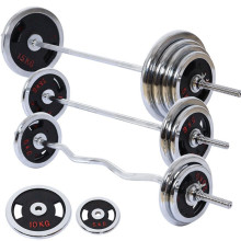 China Manufacturer for Safety Squat Barbells Cheap and Good Unique Industrial Barbells supply to Yugoslavia Supplier