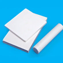 Customized White PTFE Teflon Sheet for food industry
