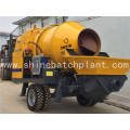 40 Popular Concrete Pump with Mixer