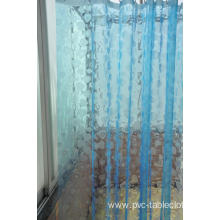 3D EVA Shower Curtain