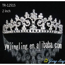 Wedding Rhinestone tiara pageant crowns