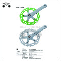 Popular bike bicycle triple alloy 44t crankset