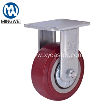 5 Inch Fixed Heavy Duty Industrial Castor