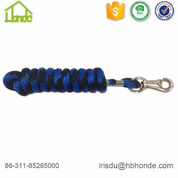 Polyester Horse Lead Rope with Zinc Alloy Clip
