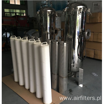 Large Flow Stainless Steel Water Filter