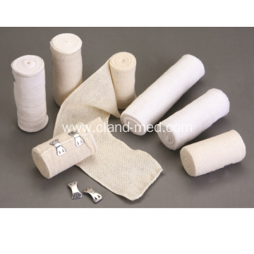 Different Sizes 75% Polyester Medical  Bandage  High Elastic Bandage