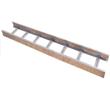 Ladder shape steel cable tray