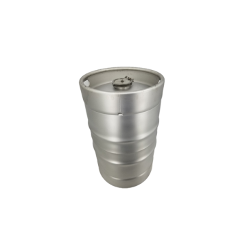 Stainless steel beer can product