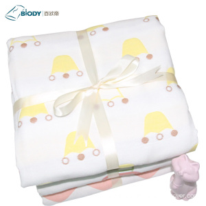 professional factory provide for China Cotton Bedding Set,100 Cotton Bedding Sets,Cotton Bedding Supplier 100% Cotton Nursing Cover kid Multilayer Blanket export to Indonesia Factory
