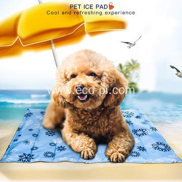 Ice Cooling Dog Comfort Seat Cushion
