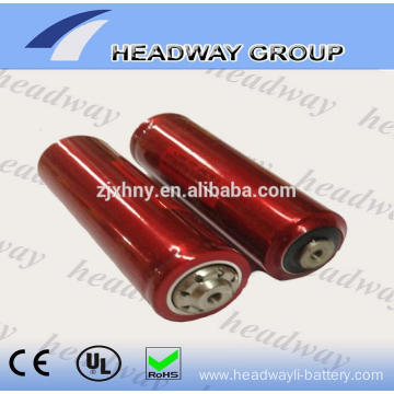 cylindrical LiFePO4 38120HP 3.2V 8Ah for vehicles