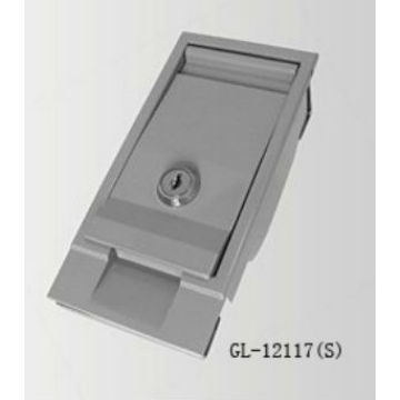 Best Price for for T Handle Paddle Lock Truck Door Lock for Trailer Electrophoretic Steel supply to Nicaragua Suppliers
