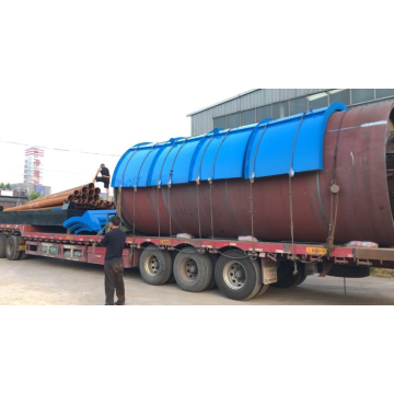 environmental waste tire pyrolysis machines