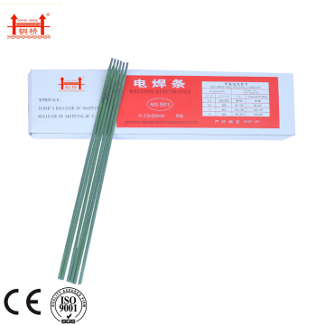 Top Quality for 6010 Welding Rod High Cellulose Sodium Welding Electrodes E6010 supply to Germany Exporter