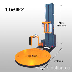 Automatic Pallet Wrapper Stretch Wrapping Machine