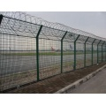 High Security Galvanized Airport Fence for Hot Sale