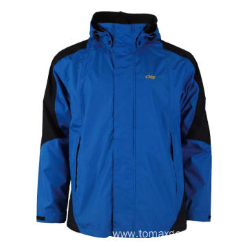 100% polyester with PU coating Storm Jacket