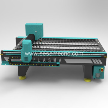 Metal Working CNC Router Machine for Kitchenware
