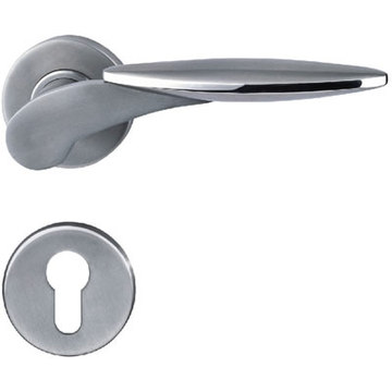 smooth curve Door Handle