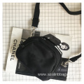 Black Custom Fanny Pack Waist Bags for Ladies