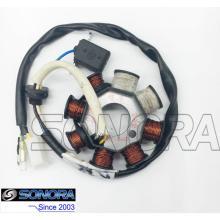 Special for Aprilia Atlantic 250 Stator Coil GY6 50cc Full Wave Stator Coil export to Italy Supplier