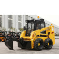 Factory direct price mini articulated loader