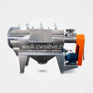 Centrifugal Sifterwith high speed airflow for powder