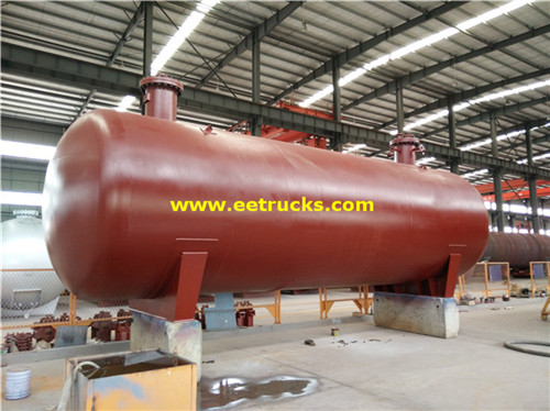 Asme Horizontal 50t Underground Lpg Tanks China Manufacturer