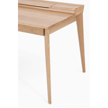 "FAS OAK ""CABLE BOX"" WRITING TABLES"