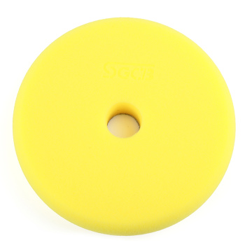 5'' buffing pads foam pack for auto care