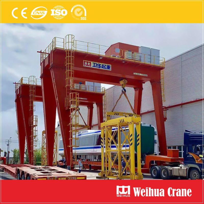 Linkage Gantry Crane