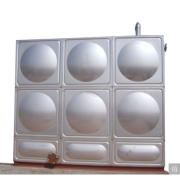 Tangki Penyimpanan Air Panel Stainless Steel