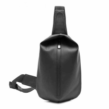 PU Leather Crossbody Shoulder Sling Bags for Men