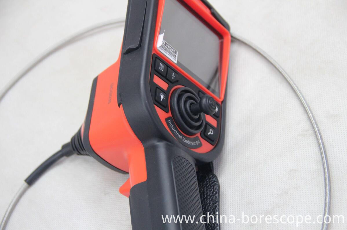 Flexible industrial Videoscope