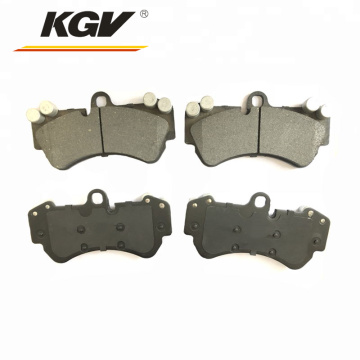 D1007 Auto Brake Pads For PORSCHE Cayenne