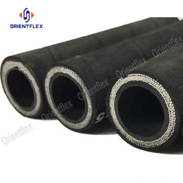 Wire Spiral Rubber Hydraulic Hose Pipe R9