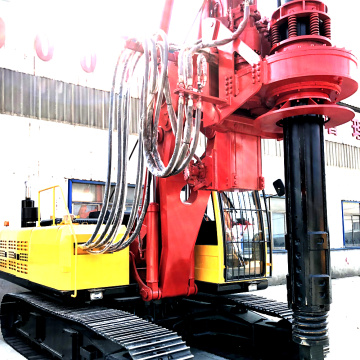 Dingli sells the lowest price rotary drilling rig