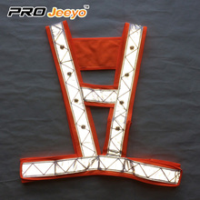 Customized high reflective cloth for workmen