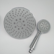 Double Blistered Shower Head Set