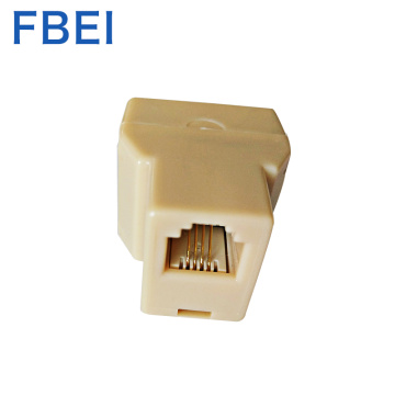 RJ11 6P4C Telephone Adapter