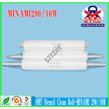 Best quality Low price for MPM Printer Clean Rolls Minami Non-woven Clean Rolls export to Romania Factory