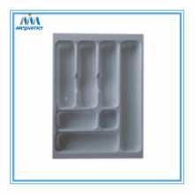 China OEM for Cutlery Trays For Drawers 400Mm Plastic Cutlery Insert for 400 mm Cabinet supply to Netherlands Suppliers