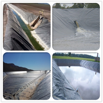 Smooth HDPE Geomembrane for Tunnel