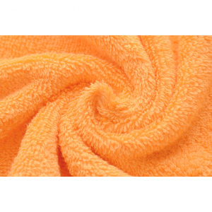 China supplier OEM for Bath Towel Orange Ringspun Cotton Small Bath Towels supply to Russian Federation Supplier