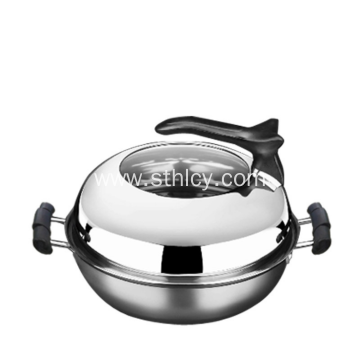 MultiFunction Steamer Cookware Hot Pot For Home Use