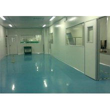 Hospital solvent-free high-strength epoxy