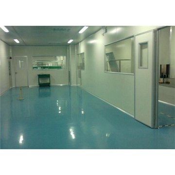 Hospital moisture-resistant mortar epoxy floor paint