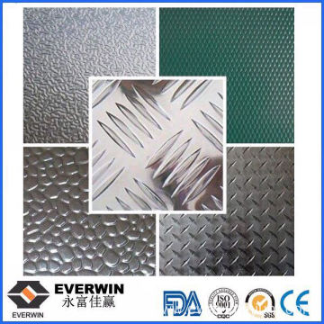 Stucco Embossed Color Coated Aluminum Coils